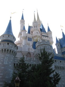 Cinderella Castle, Magic Kingdom park