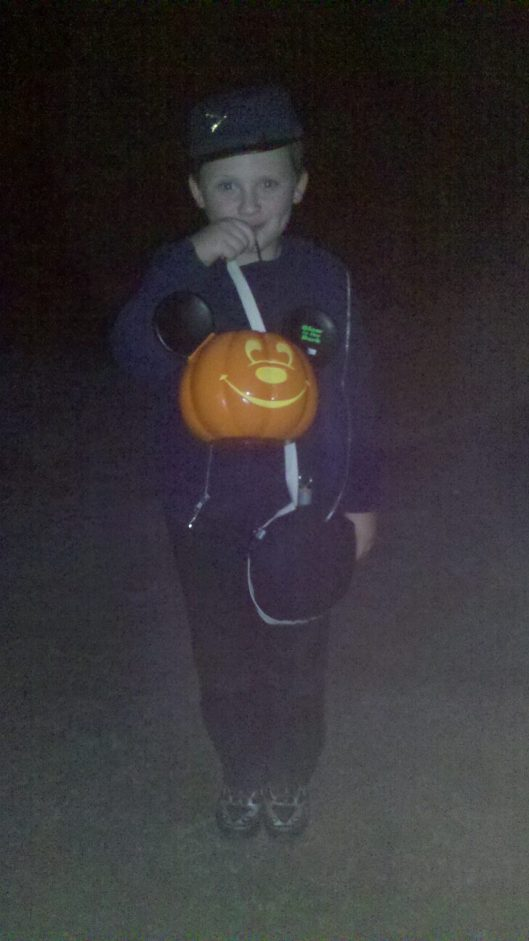 A.W. Halloween 2011